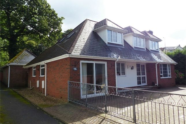 Thumbnail Detached house for sale in Bettws Road, Llangeinor, Bridgend, Mid Glamorgan