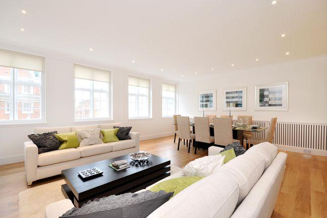 Thumbnail Flat to rent in Stafford Court, Kensington High Street, London