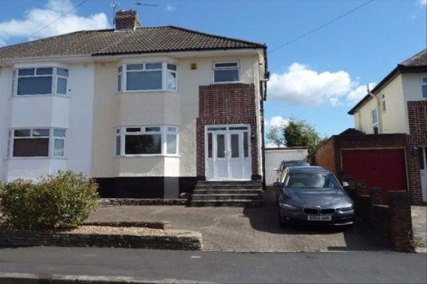 Thumbnail Semi-detached house to rent in Kendon Drive, Westbury-On-Trym, Bristol