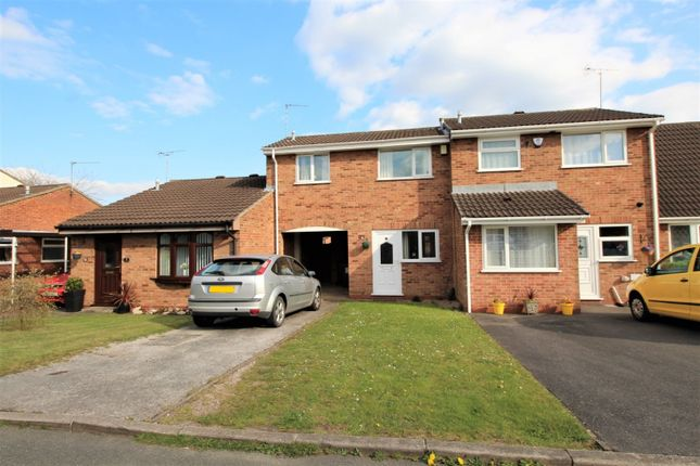 2 bed terraced house for sale in Earls Court, Stretton, Burton-On-Trent, Staffordshire DE13