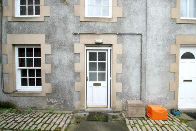 Thumbnail Terraced house to rent in 91C High Street, Elgin