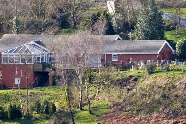 Thumbnail Detached house for sale in Llancayo Street, Bargoed, Caerphilly
