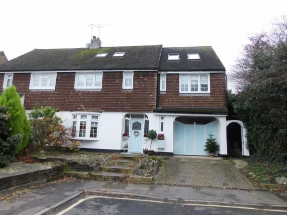 Thumbnail Semi-detached house for sale in Summerdale, Billericay
