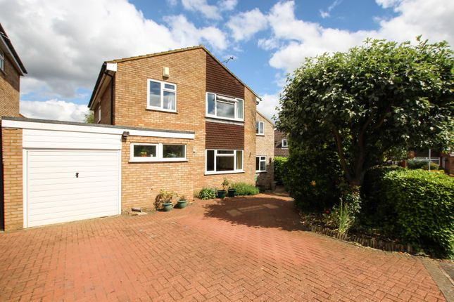 Thumbnail Detached house for sale in Maree Close, Leighton Buzzard
