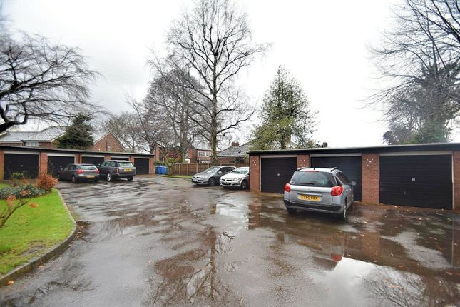Outside of Hunters Mews, Oakfield, Sale M33