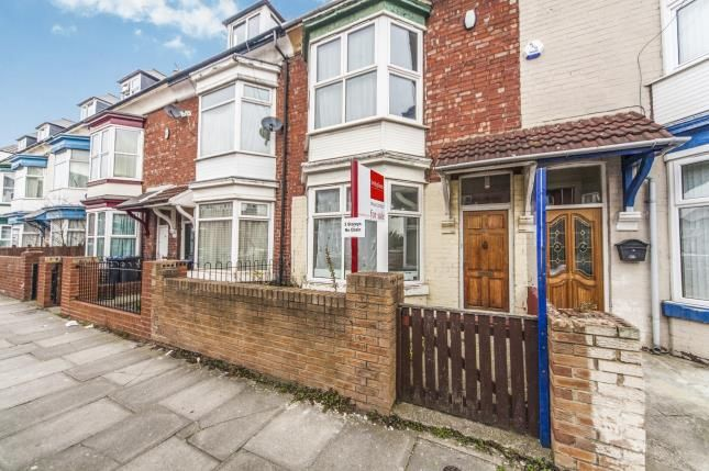 Thumbnail Terraced house for sale in Kensington Road, Middlesbrough, North Yorkshire, Linthorpe