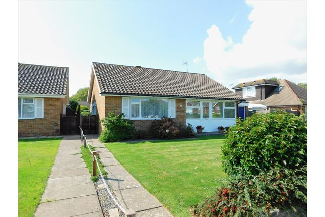 Thumbnail Detached bungalow for sale in Derwent Drive, Worthing
