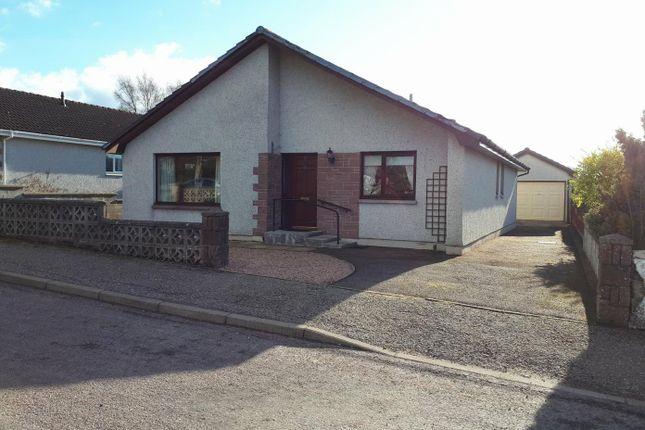Thumbnail Detached bungalow for sale in Riverford Crescent, Conon Bridge
