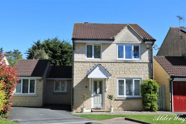 Thumbnail Detached house for sale in Alder Way, Odd Down, Bath