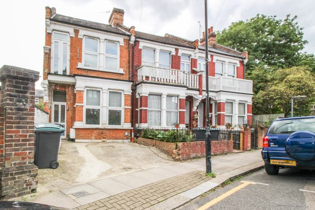 Thumbnail End terrace house to rent in Parkland Road, London