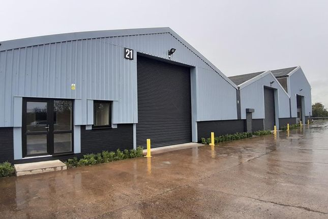 Thumbnail Light industrial to let in Unit 21, The Trade Yard, Barmston Road, Beverley, East Yorkshire