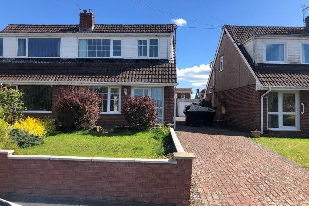 Thumbnail Semi-detached house to rent in Maesgwyn Drive, Swansea