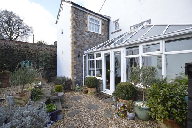 Thumbnail Cottage for sale in Valentine Cottage, Pye Corner, Hambrook