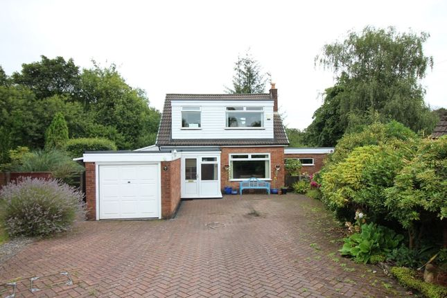 Detached house for sale in Treetops Avenue, Ramsbottom, Bury