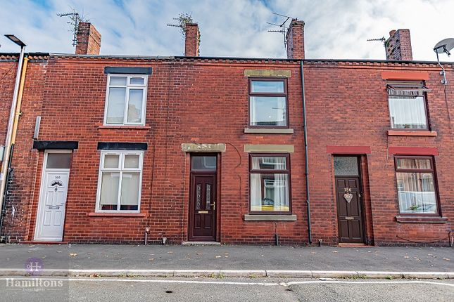 2 bed terraced house to rent in Glebe Street, Leigh, Greater Manchester. WN7