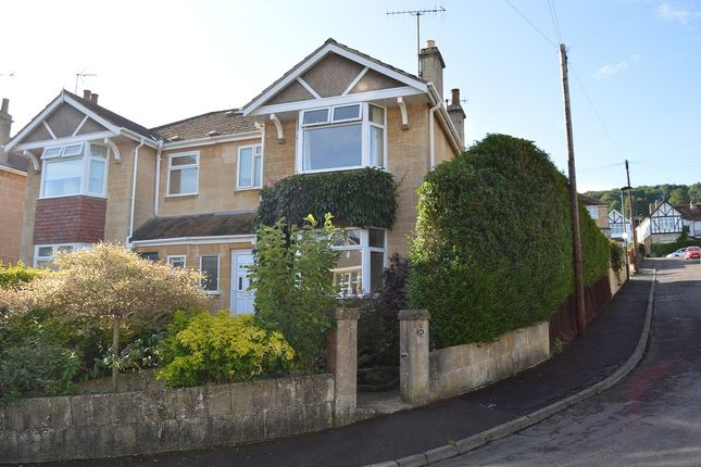 Thumbnail Semi-detached house to rent in Bloomfield Grove, Bath