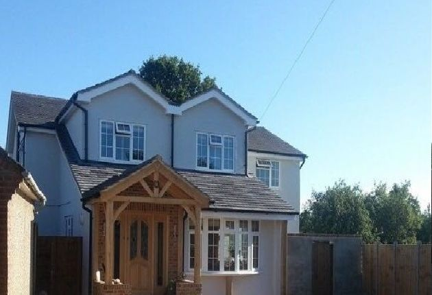 Thumbnail Detached house for sale in Peartree Lane, Doddinghurst, Brentwood