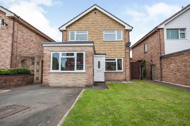 Thumbnail Detached house for sale in Askwith Road, Saintbridge, Gloucester, Gloucestershire