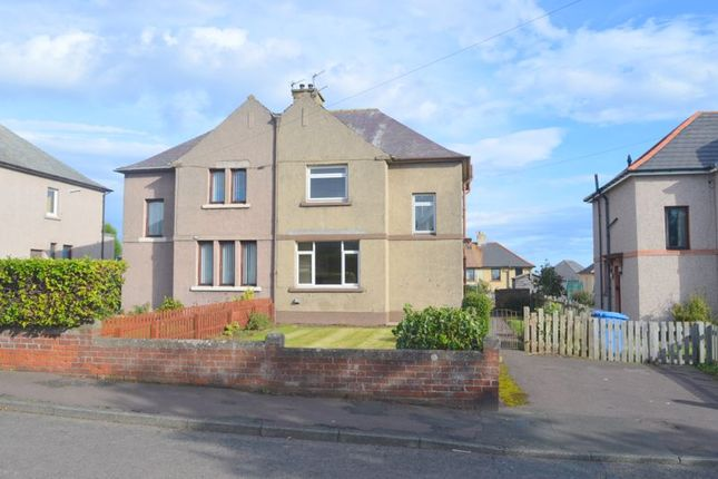 Thumbnail Semi-detached house for sale in Magdalene Drive, Berwick-Upon-Tweed