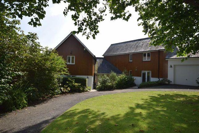 Thumbnail Detached house to rent in Durrant Lane, Bideford, Devon