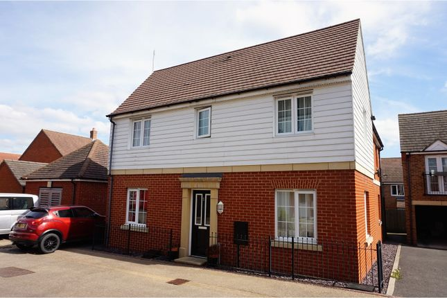 Thumbnail Detached house for sale in Spartan Road, Ashford