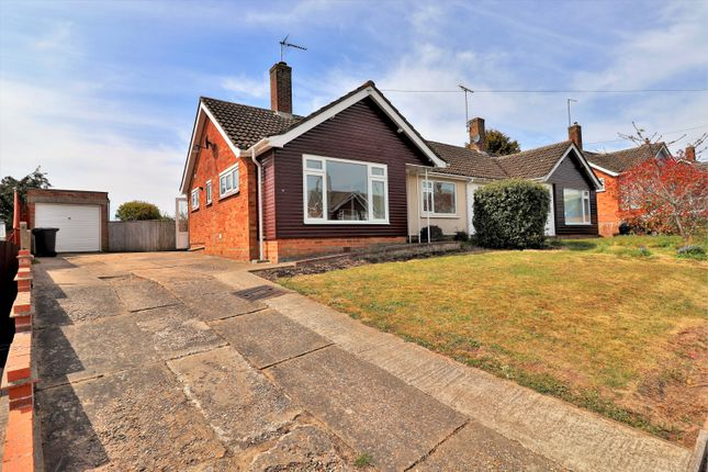 Thumbnail Bungalow to rent in Kennedy Avenue, Halesworth