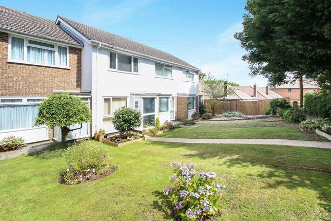 Thumbnail Terraced house for sale in Wimborne Road, Bournemouth