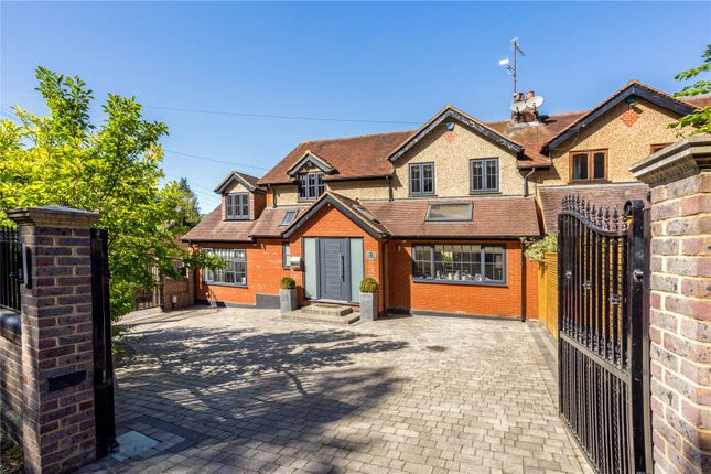 Thumbnail Semi-detached house for sale in Forest Close, Waltham Abbey, Essex