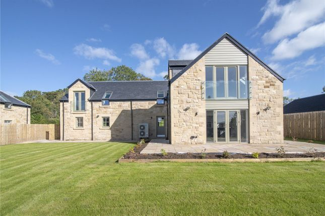 Thumbnail Detached house for sale in House 1 - Pendreich Farm Steading, Bridge Of Allan, Stirling