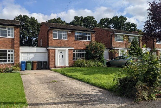 3 bed property to rent in Marlborough Avenue, Cheadle SK8