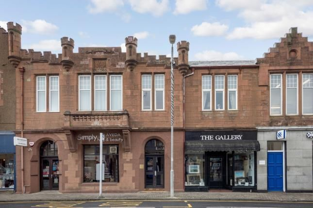 Thumbnail Flat for sale in 16 Templehill, Troon, South Ayrshire, -