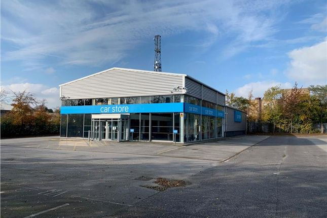 Thumbnail Commercial property for sale in Former Car Store, Limewood Approach, Seacroft, Leeds, West Yorkshire