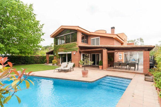 Villa for sale in Sant Cugat Del Valles, Spain, Spain