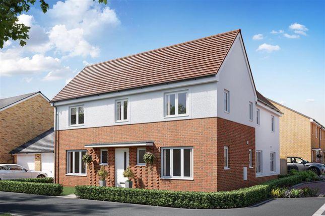 "Thumbnail Detached house for sale in ""The Waysdale - Plot 246"" at Lancaster Avenue, Maldon"