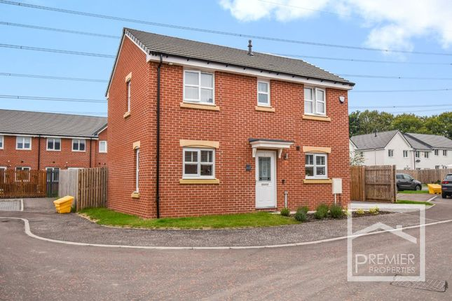 Thumbnail Detached house for sale in Bartonshill Crescent, Uddingston, Glasgow