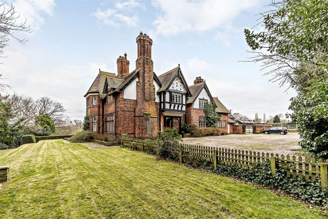 Thumbnail Detached house for sale in Stanthorne, Middlewich, Cheshire