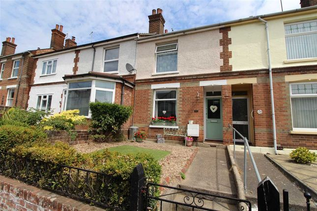 Thumbnail Terraced house for sale in Old Heath Road, Colchester