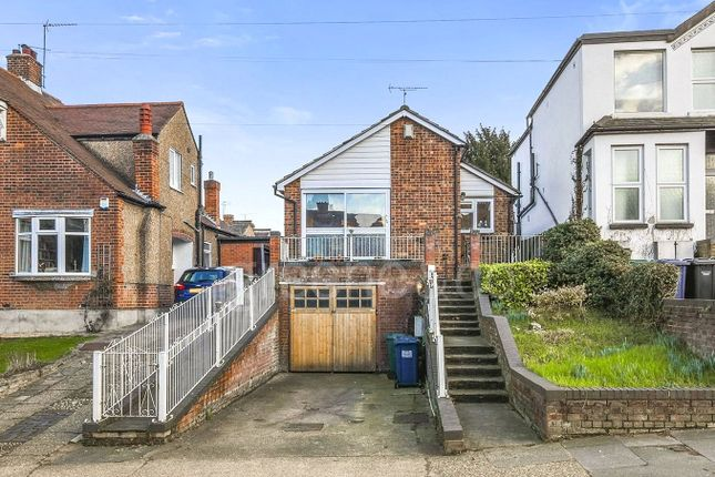 Thumbnail Detached bungalow for sale in Colney Hatch Lane, Muswell Hill, London