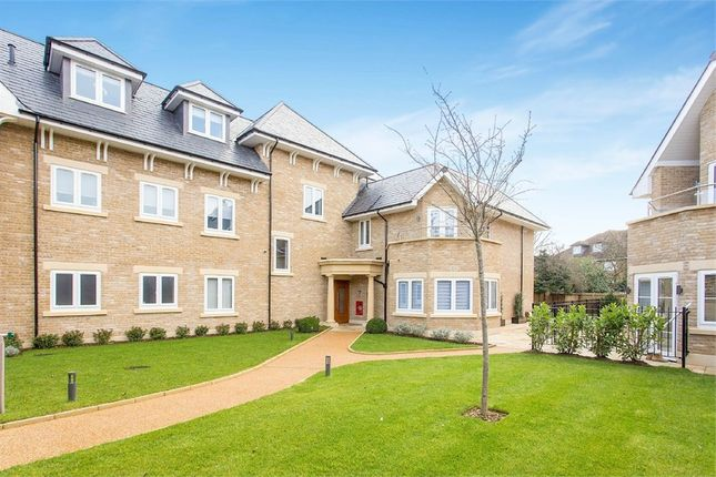 Thumbnail Flat for sale in Levana Lodge, 53 Calshot Way, Enfield