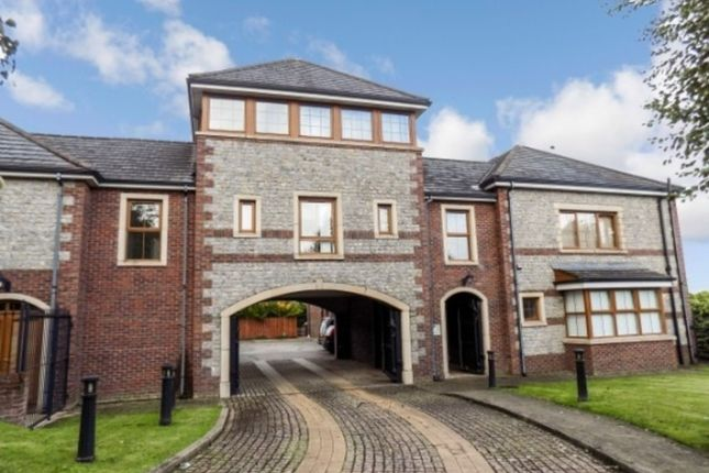 Thumbnail 3 bed town house to rent in Linen Green, Lisburn