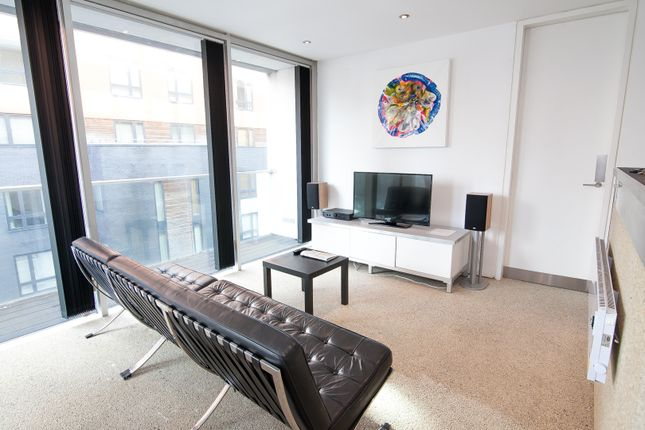 Thumbnail Flat to rent in Worsley Street, Manchester
