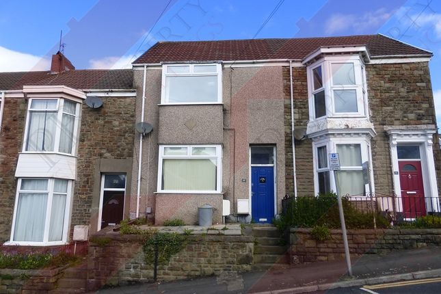 Thumbnail Flat to rent in Cromwell Street, First Floor Flat, Mount Pleasant, Swansea