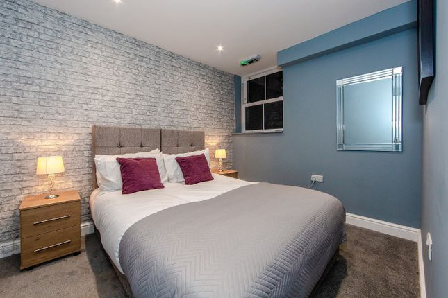 Thumbnail Flat to rent in Fisher Street, Maidstone, Kent