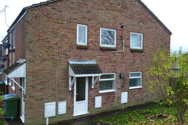Thumbnail Maisonette to rent in Dunbar Drive Mansfield, Nottingham