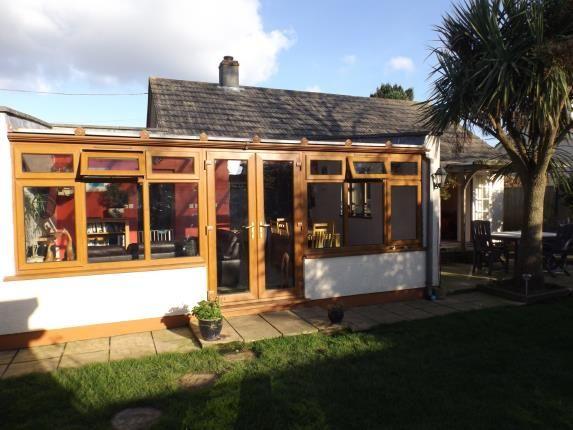 Thumbnail Bungalow for sale in Leedstown, Hayle, Cornwall