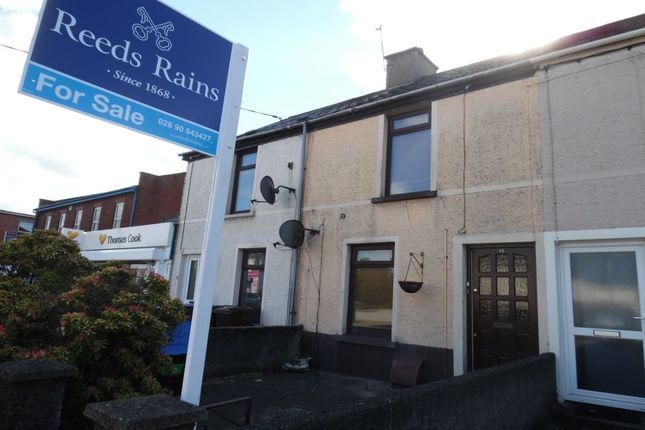 Thumbnail Terraced house for sale in Ballyclare Road, Newtownabbey