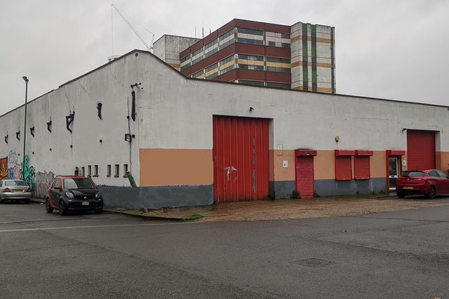 Thumbnail Industrial to let in High Cross Centre, Fountayne Road, London