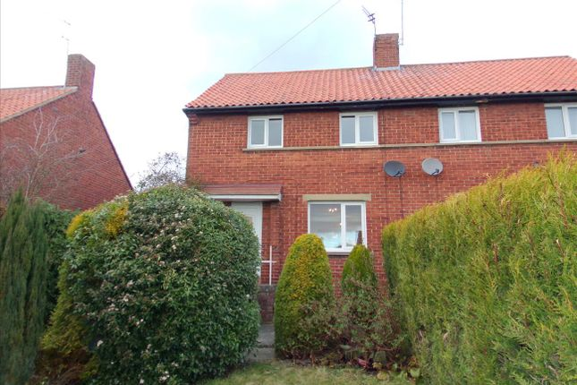 Thumbnail Semi-detached house to rent in Postern Crescent, Morpeth