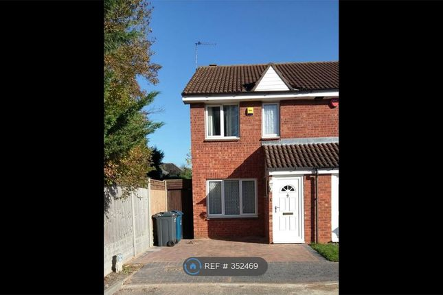 Thumbnail End terrace house to rent in Rufford Close, Harrow