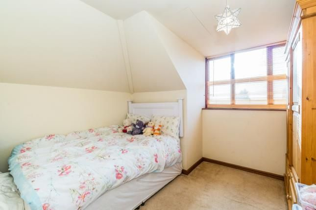 Bedroom of Stony Houghton, Mansfield, Derbyshire NG19